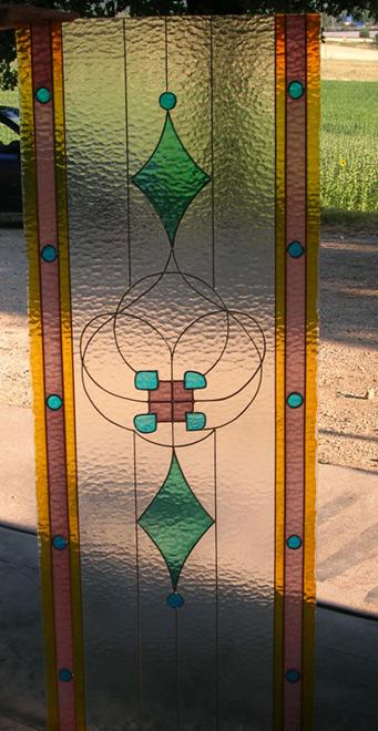 Vetro artistico for Disegni su vetro
